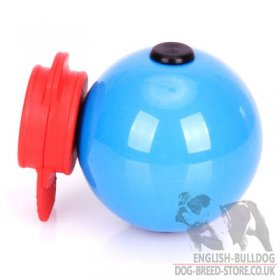 Top-Matic Soft Ball with MAXI Power-Clip for Bulldog
