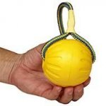 Dog Ball Thrower for English Bulldog, Fetch Toy of Foam