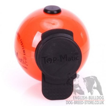 Magnet Ball for Dog Training with Multi Power-Clip to Reward Bulldog