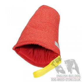 Dog Training Bite Arm Sleeve for Young Bulldog