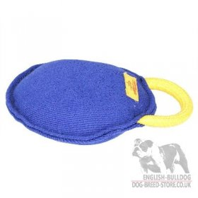 Dog Training Bite Tug of Round Shape for Bulldog