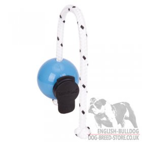 Magnetic Dog Ball Soft Top-Matic with Multi Power-Clip