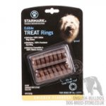 "Bulldog Dry Dog Food ""Edible TREAT Rings"" with Chicken Flavor"