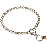 Dog Choke Collar for English Bulldog | Dog Chain Collar, HS