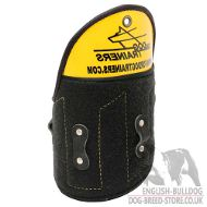 Bite Protector for Bulldog Training, Strong Shoulder Protection