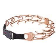 Keep Control of Your Bulldog with Obedience Curogan Pinch Collar