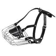 Boston Terrier Muzzle Wire Basket Best for Safe Everyday Use