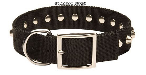 Nylon Dog Collar UK Decorative