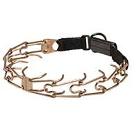 Curogan Dog Obedience Collar for Bulldog Behavior Training