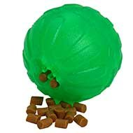 Dog Ball Treats Inside for English Bulldog, Medium Size