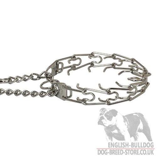 Herm Sprenger Snap Prong Dog Collar
