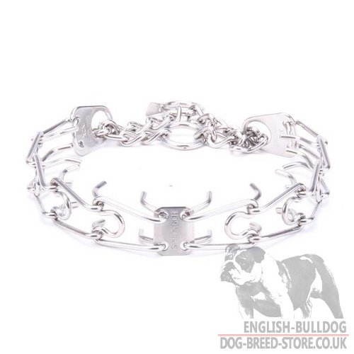 Bulldog Collars Prong