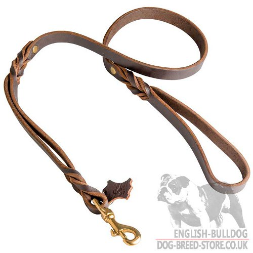 Bulldog Leashes UK