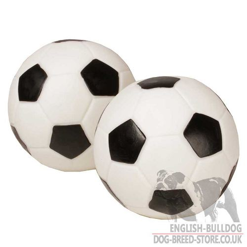 Dog Soccer Ball