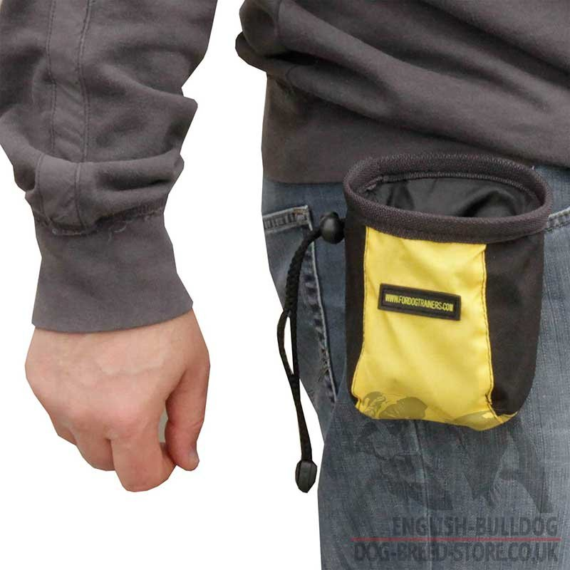 Black Dog Training Pouch