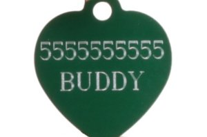 English Bulldog ID Tag