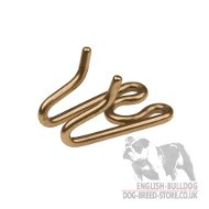 Exta Link for English Bulldog Collars with Curogan Prongs