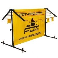 IPO Hurdle Jump with Removable Frame for Agility and Schutzhund