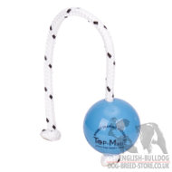 Top-Matic Fun Ball SOFT with Magnet Inside for Bulldog Training