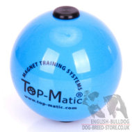 Top-Matic Technic Ball SOFT for Bulldog Training